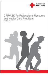 CPR/AED FOR THE PROFESSIONAL R N/A edition cover