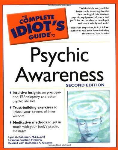 Psychic Awareness  2nd 2004 9781592571949 Front Cover