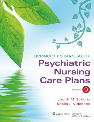 Psychiatric Nursing Care Plans  9th 2013 (Revised) edition cover