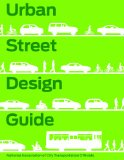 Urban Street Design Guide   2013 edition cover