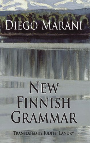 New Finnish Grammar   2010 9781903517949 Front Cover