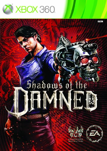 SHADOWS OF THE DAMNED PEGI -UNCUT- Xbox 360 artwork