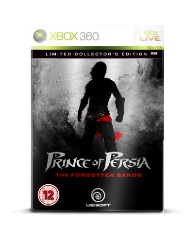 Prince of Persia : The Forgotten Sands - Collectors Edition (Xbox 360) Xbox 360 artwork