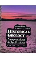 Historical Geology Interpretations and Applications 4th edition cover