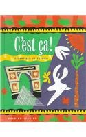 C'est �a! Essentials of French  1995 (Student Manual, Study Guide, etc.) edition cover