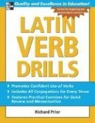 Latin Verb Drills   2005 edition cover