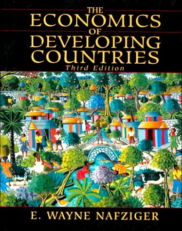 Economics of Developing Countries  3rd 1997 9780133399950 Front Cover