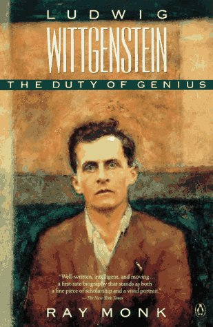 Ludwig Wittgenstein The Duty of Genius Reprint  9780140159950 Front Cover