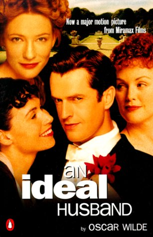 Ideal Husband   1999 (Movie Tie-In) edition cover