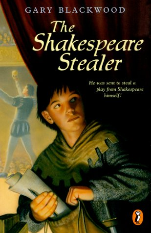 Shakespeare Stealer   1998 edition cover