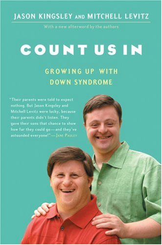 Count Us In Growing up with down Syndrome  1994 edition cover