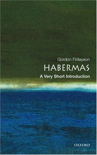 Habermas   2005 9780192840950 Front Cover