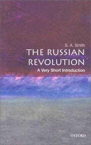 Russian Revolution   2002 9780192853950 Front Cover