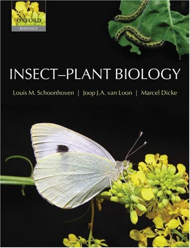 Insect-Plant Biology  2nd 2005 (Revised) edition cover