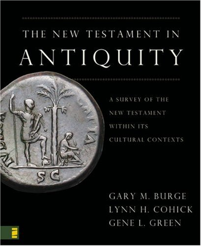 New Testament in Antiquity A Survey of the New Testament Within Its Cultural Contexts  2007 edition cover