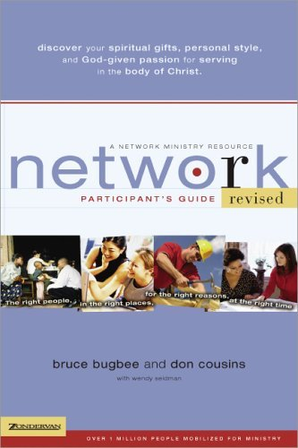 Network The Right People, in the Right Places, for the Right Reasons, at the Right Time  2005 (Revised) edition cover