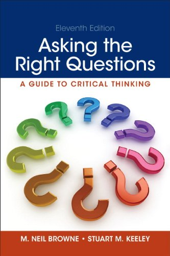 Asking the Right Questions:   2013 9780321907950 Front Cover
