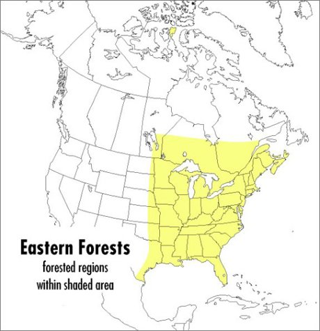 Field Guide to Eastern Forests North America  1998 edition cover