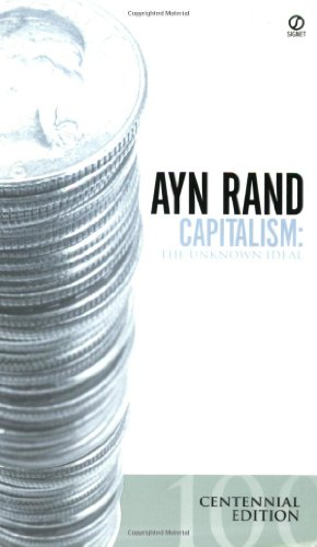Capitalism The Unknown Ideal  2008 edition cover