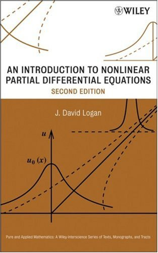 Introduction to Nonlinear Partial Differential Equations  2nd 2008 edition cover
