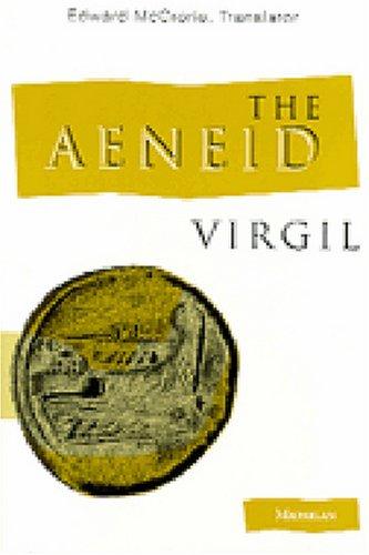 Aeneid of Virgil  N/A edition cover