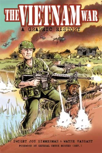 Vietnam War A Graphic History  2009 edition cover