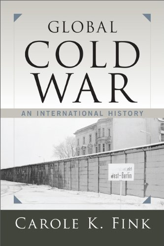 Cold War An International History  2014 edition cover