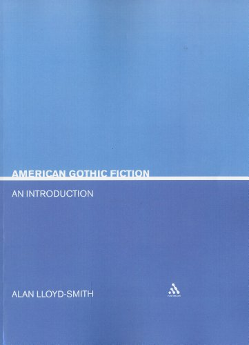 American Gothic Fiction An Introduction  2004 edition cover