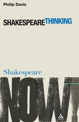 Shakespeare Thinking   2007 edition cover