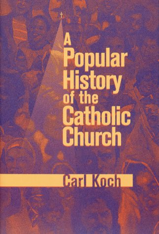 Popular History of the Catholic Church  N/A edition cover