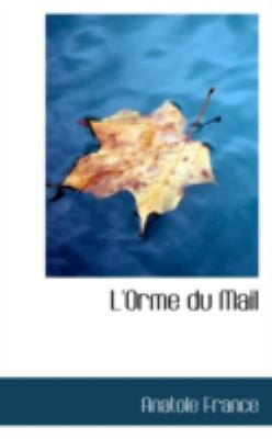 Orme du Mail  N/A edition cover