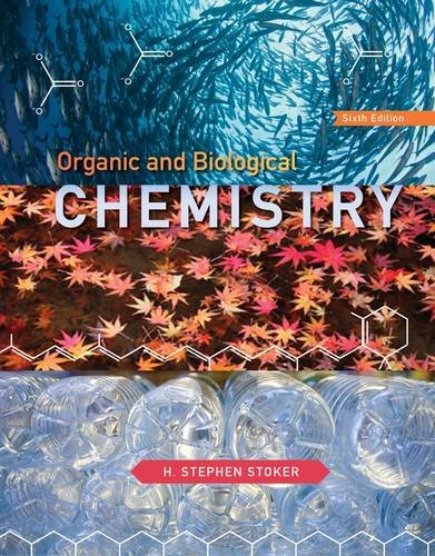 Organic and Biological Chemistry  6th 2013 edition cover