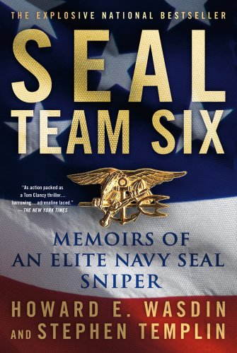 SEAL Team Six Memoirs of an Elite Navy SEAL Sniper N/A 9781250006950 Front Cover