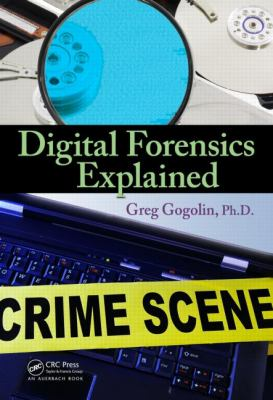 Digital Forensics Explained   2012 edition cover