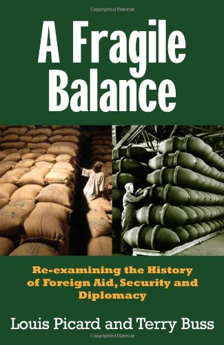 Fragile Balance Re-Examining the History of Foreign Aid, Security and Diplomacy  2009 edition cover