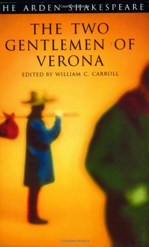 Two Gentlemen of Verona  3rd 2004 edition cover