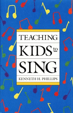 Teaching Kids to Sing   1996 edition cover
