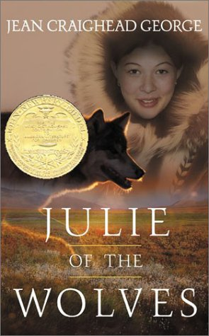 Julie of the Wolves  N/A edition cover