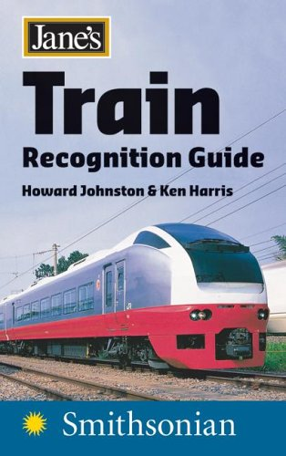 Jane's Train Recognition Guide   2005 9780060818951 Front Cover