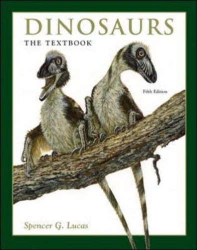 Dinosaurs The Textbook 5th 2007 (Revised) edition cover