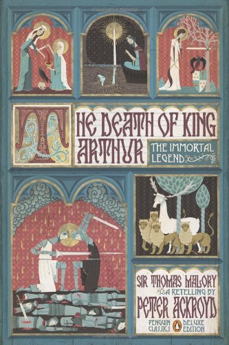 Death of King Arthur The Immortal Legend (Classics Deluxe Edition) N/A edition cover