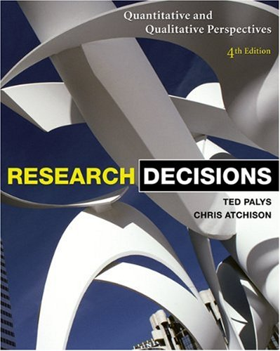 RESEARCH DECISIONS >CANADIAN E 4th 2007 edition cover