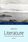 Literature: An Introduction to Fiction, Poetry, Drama, and Writing  2015 edition cover