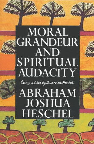 Moral Grandeur and Spirit Audacty   1997 edition cover
