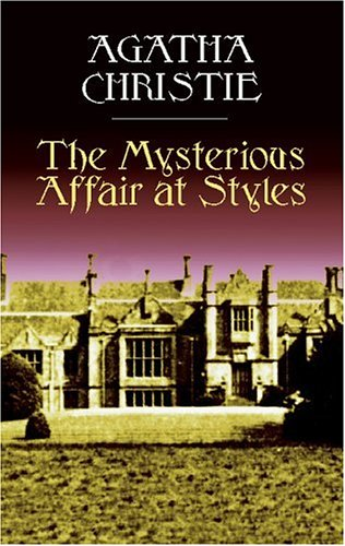 Mysterious Affair at Styles   1997 (Reprint) edition cover
