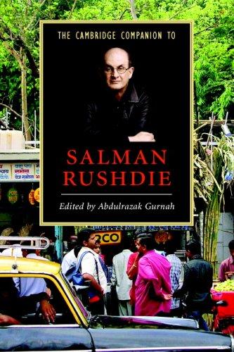 Cambridge Companion to Salman Rushdie   2007 9780521609951 Front Cover