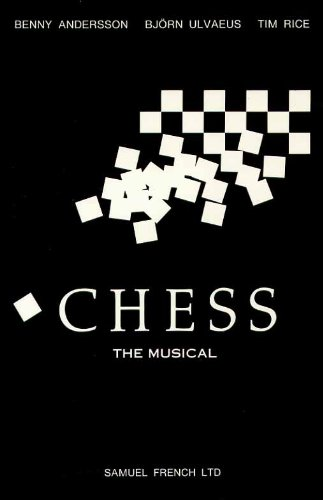 Chess   1994 edition cover