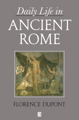 Daily Life in Ancient Rome   1994 edition cover