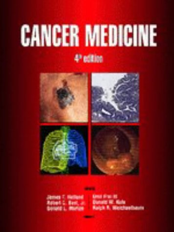 Cancer Medicine  4th 1997 9780683040951 Front Cover