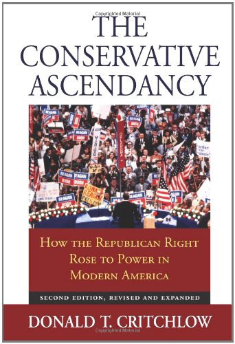 Conservative Ascendancy  2nd 2011 edition cover